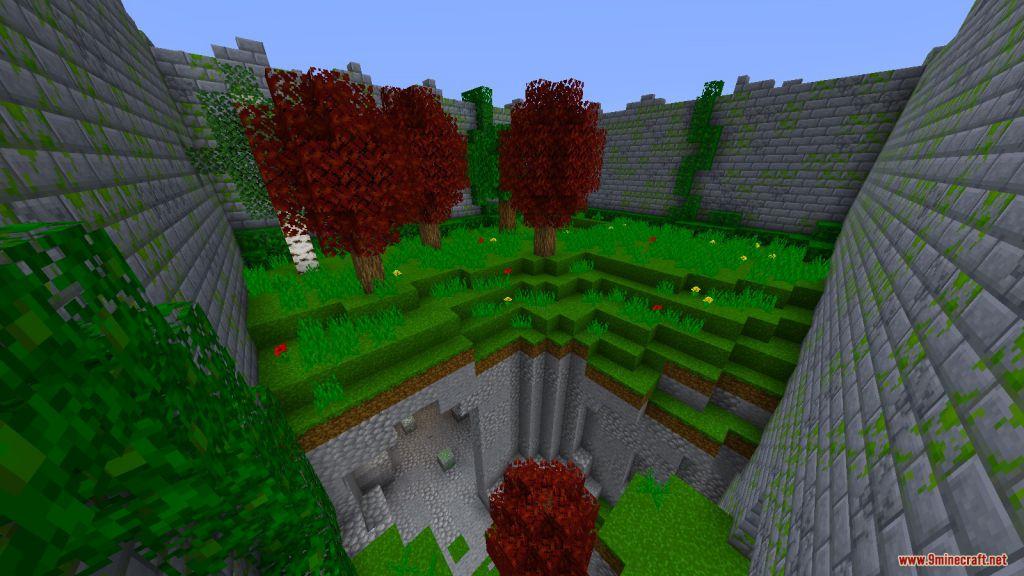 The Maze Runner Trials Map Screenshots (9)