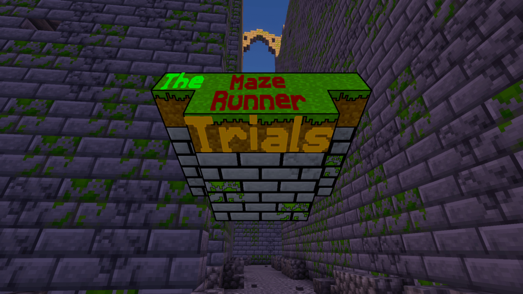 The Maze Runner Trials Map Thumbnail