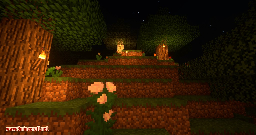 The Middle Torch mod for minecraft 05