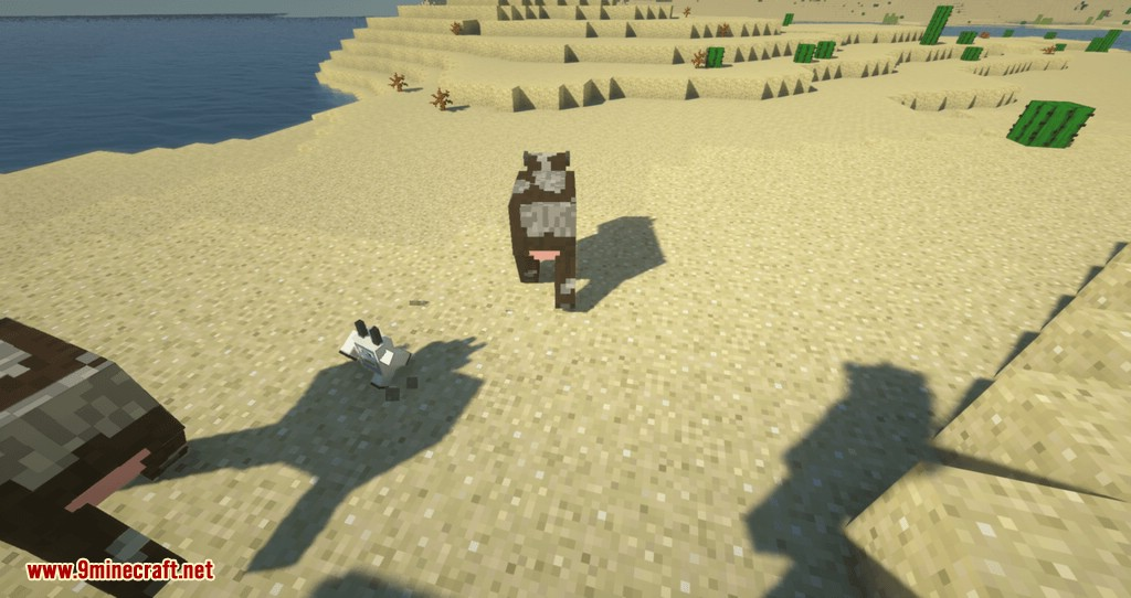 Toy Defenders mod for minecraft 03