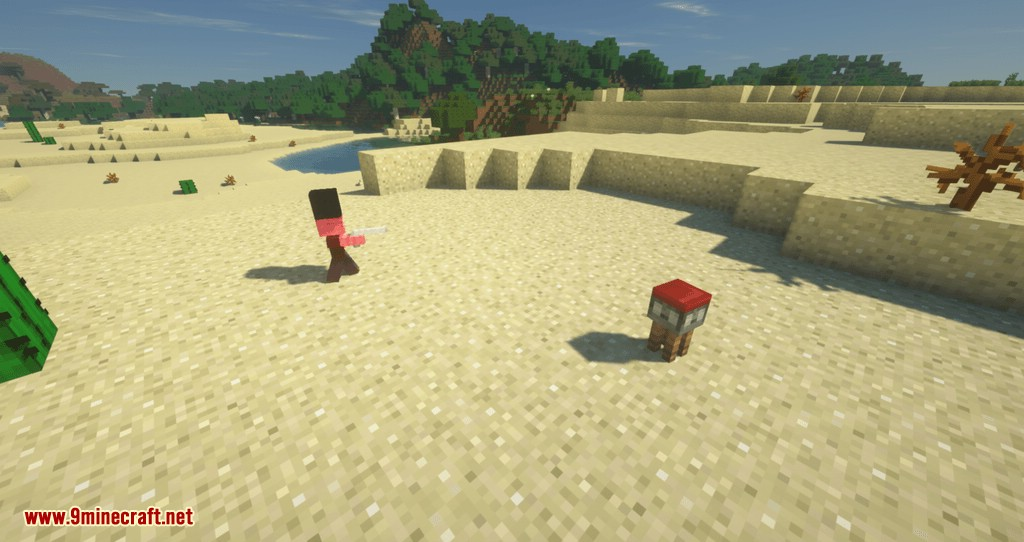 Toy Defenders mod for minecraft 04