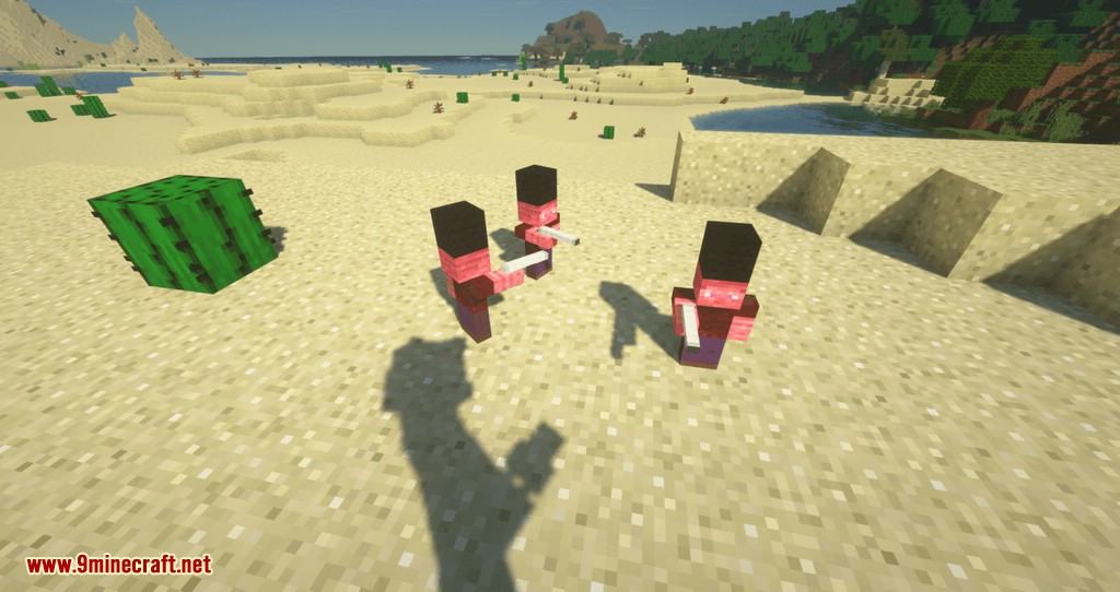 Toy Defenders mod for minecraft 05