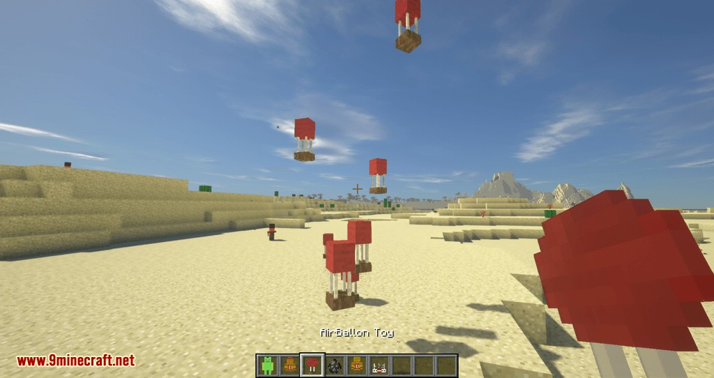 Toy Defenders mod for minecraft 09