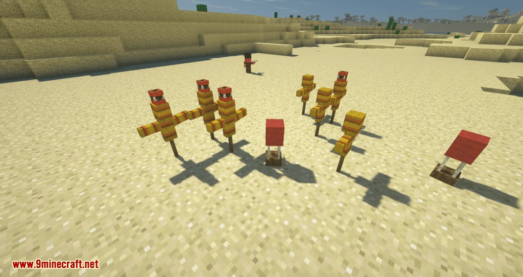 Toy Defenders mod for minecraft 10