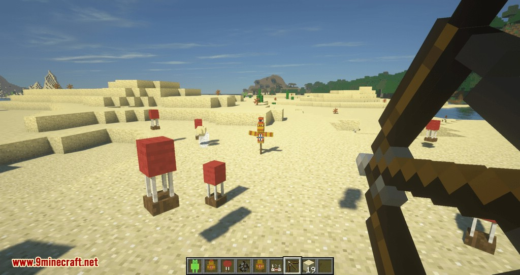 Toy Defenders mod for minecraft 11