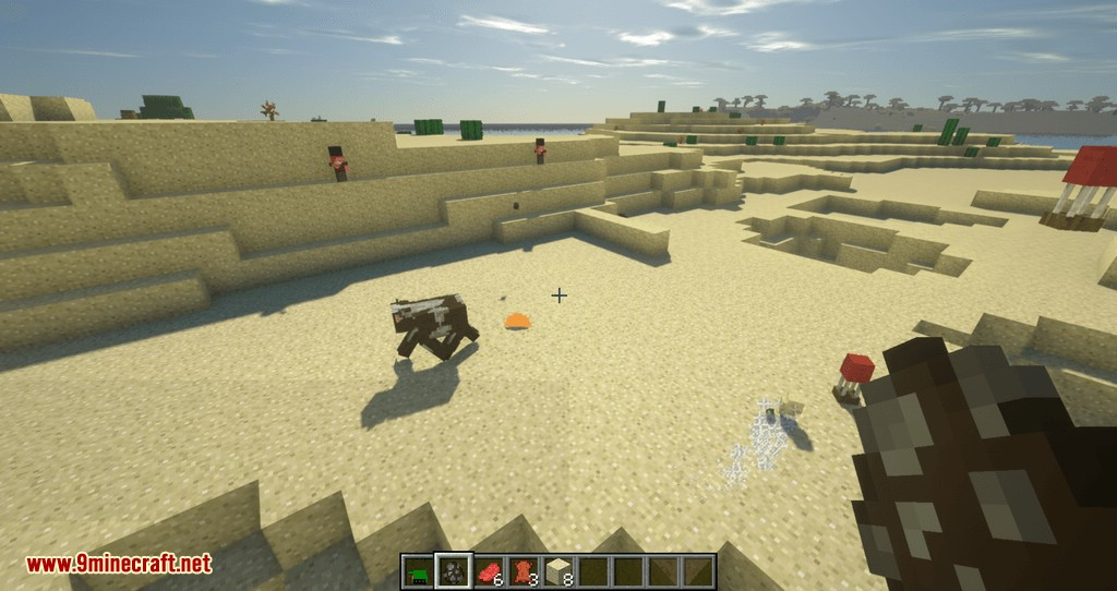 Toy Defenders mod for minecraft 13