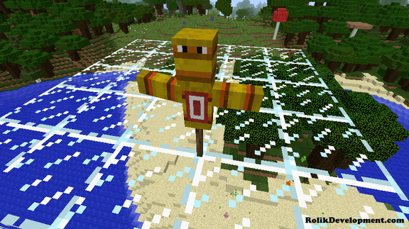 Toy Defenders mod for minecraft 35