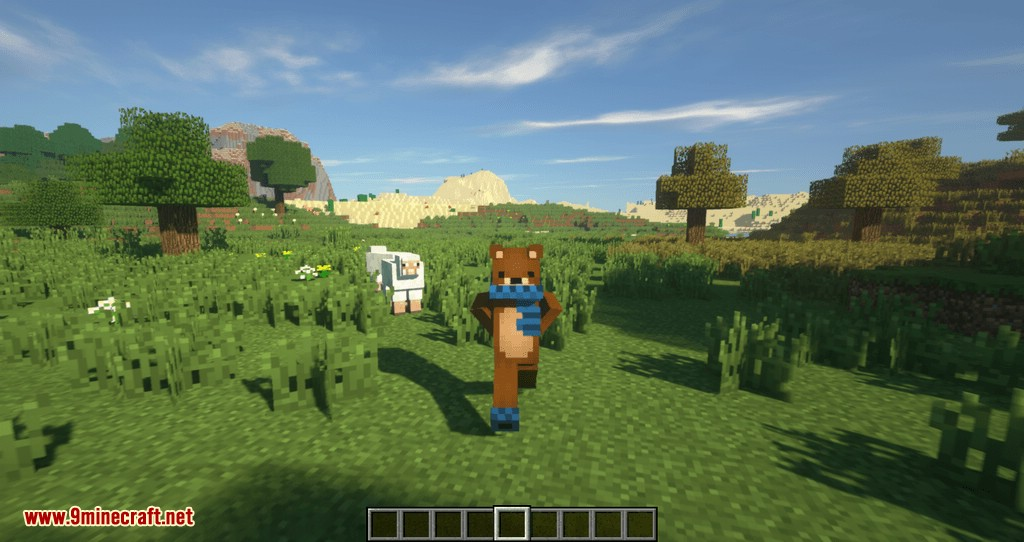 V-Emotes Mod for minecraft 04