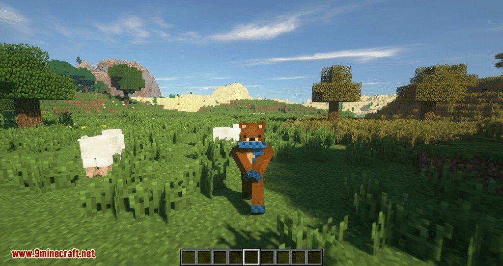 V-Emotes Mod for minecraft 05