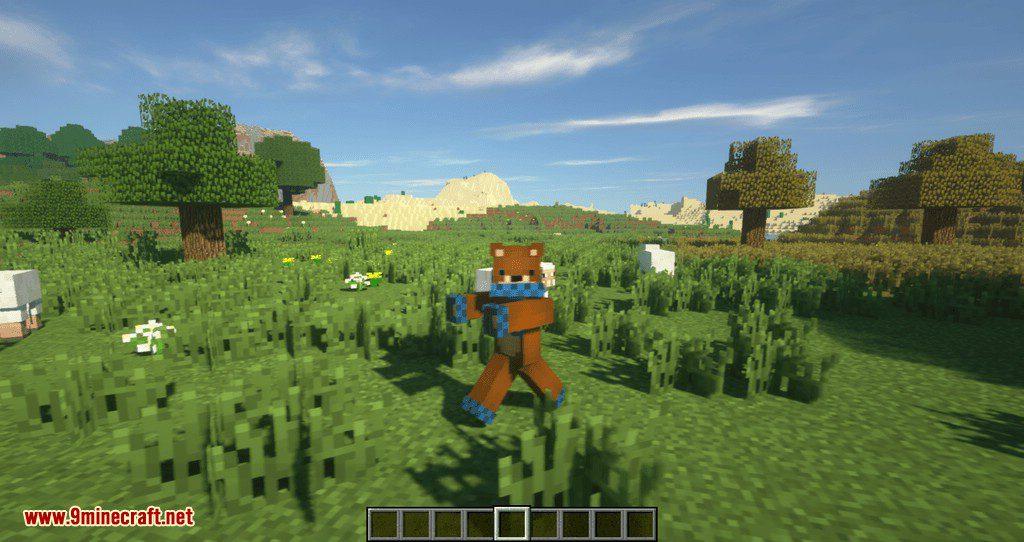 V-Emotes Mod for minecraft 06