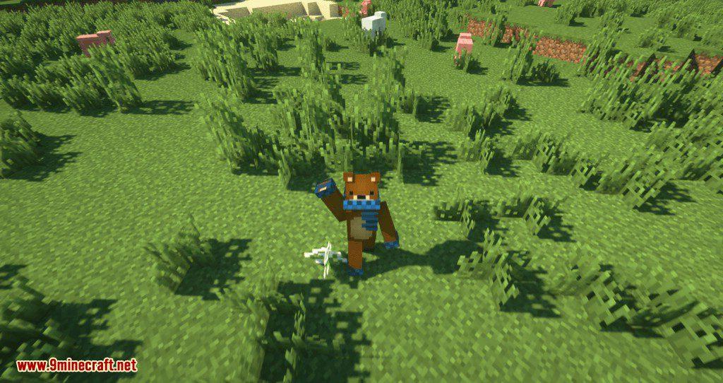 V-Emotes Mod for minecraft 08
