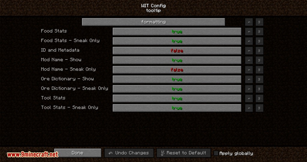 WIT mod for minecraft 08
