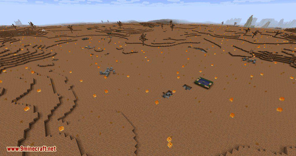 Wasteland Reborn mod for minecraft 12