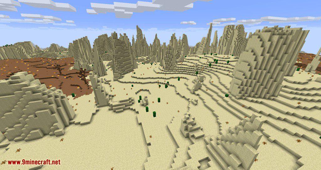 Wasteland Reborn mod for minecraft 13