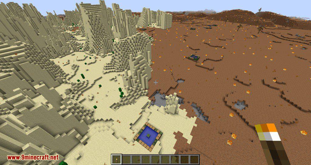 Wasteland Reborn mod for minecraft 14