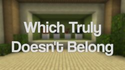 Which Truly Doesn't Belong Map Thumbnail