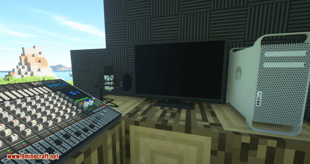 Pointless Tech 2 Mod 1 12 2 (Smart TV, Hi-End Sound, Mech Pro
