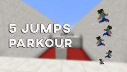 5 Jump Parkour Map Thumbnail