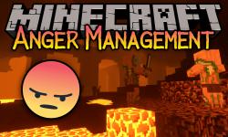 Anger Management mod for minecraft logo