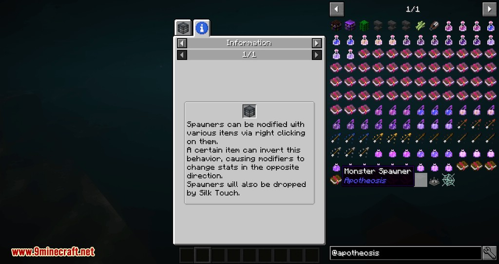 Apotheosis mod for minecraft 03