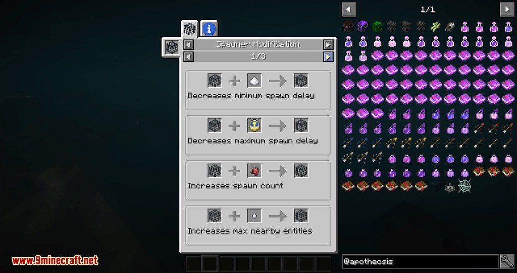 Apotheosis mod for minecraft 04