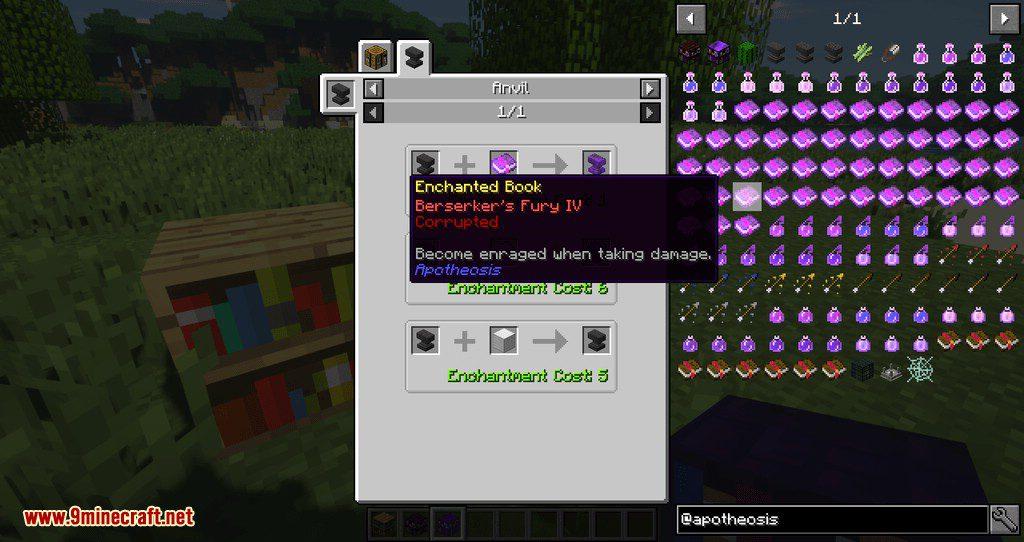 Apotheosis mod for minecraft 06