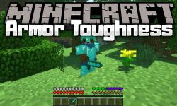 Armor Toughness Bar mod for minecraft logo