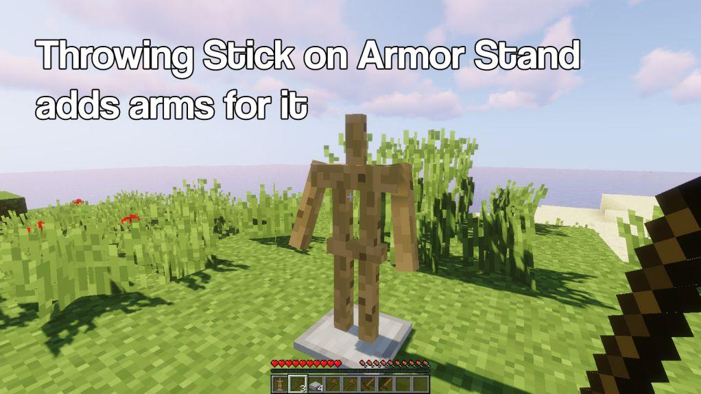 ArmorStand Editor Tool Data Pack Screenshots (1)