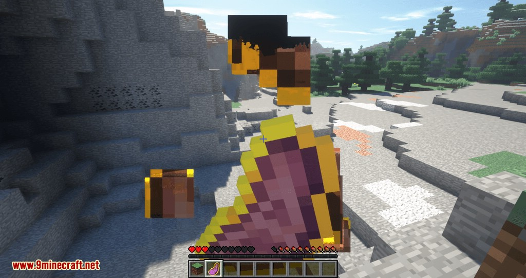 Artifacts mod for minecraft 10