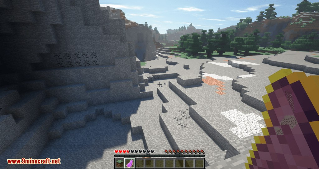 Artifacts mod for minecraft 11
