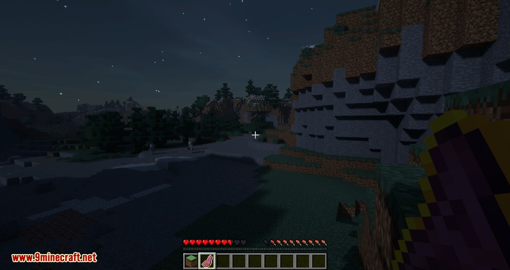 Artifacts mod for minecraft 13