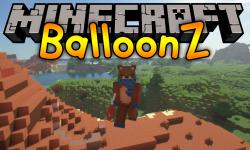 BalloonZ mod for minecraft logo
