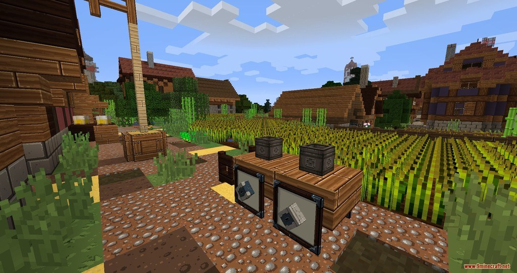 BjornCraft Resource Pack Screenshots 2