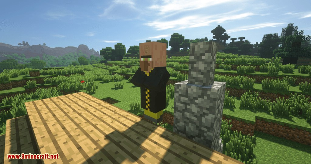 Blue Skies mod for minecraft 01