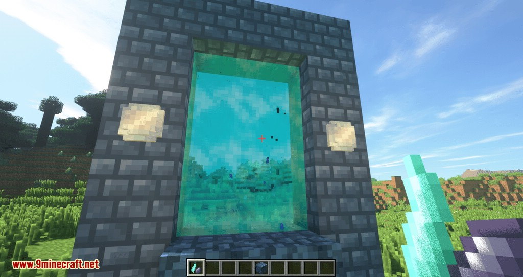 Blue Skies mod for minecraft 04
