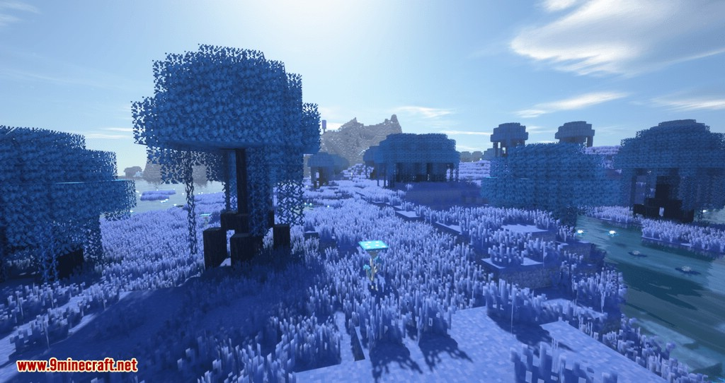 Blue Skies mod for minecraft 09