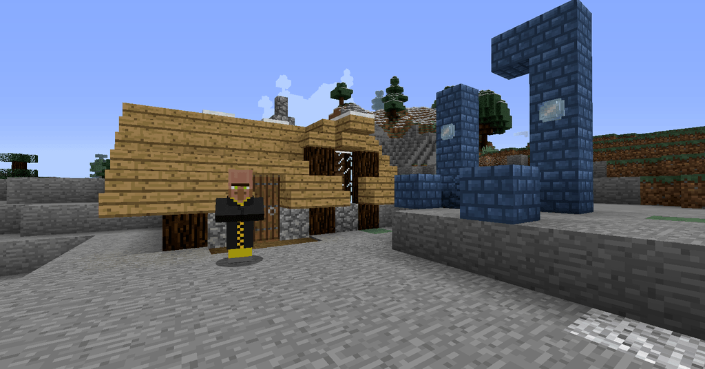 Blue Skies mod for minecraft 25