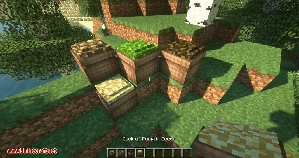 Compressed Items mod for minecraft 03