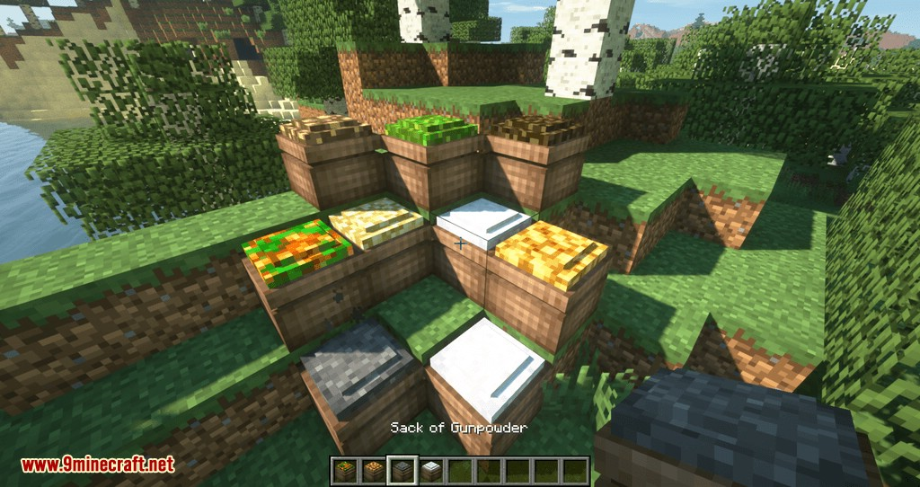 Compressed Items mod for minecraft 06