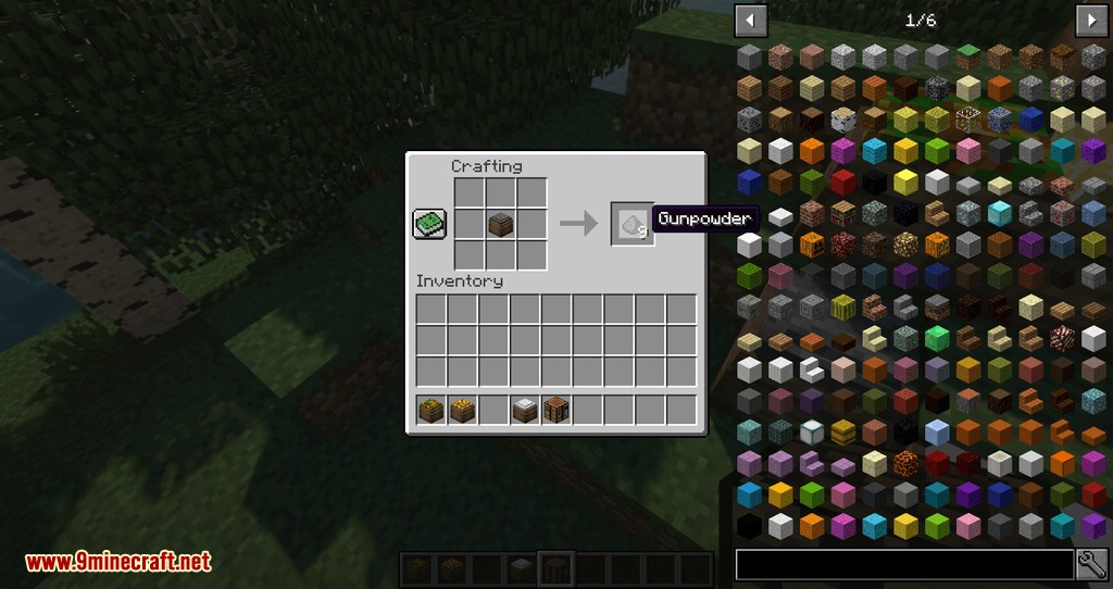 Compressed Items mod for minecraft 07