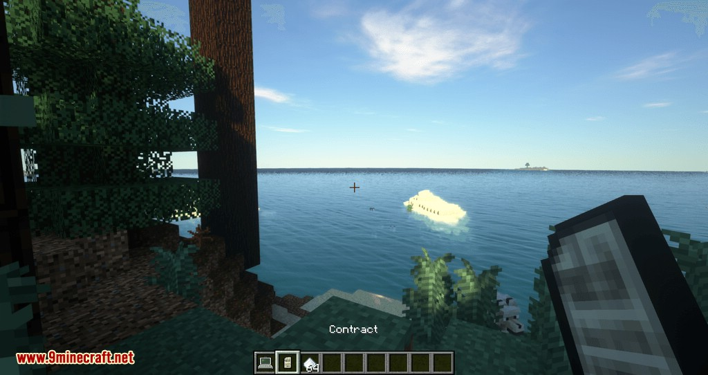 Contracts Mod for minecraft 03