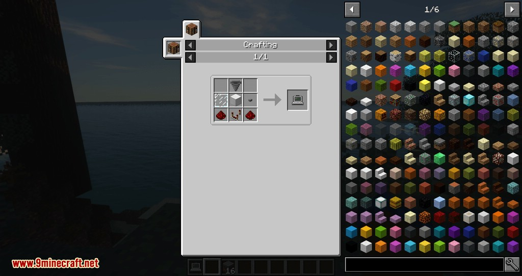 Contracts Mod for minecraft 06