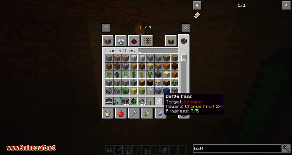 Contracts Mod for minecraft 07