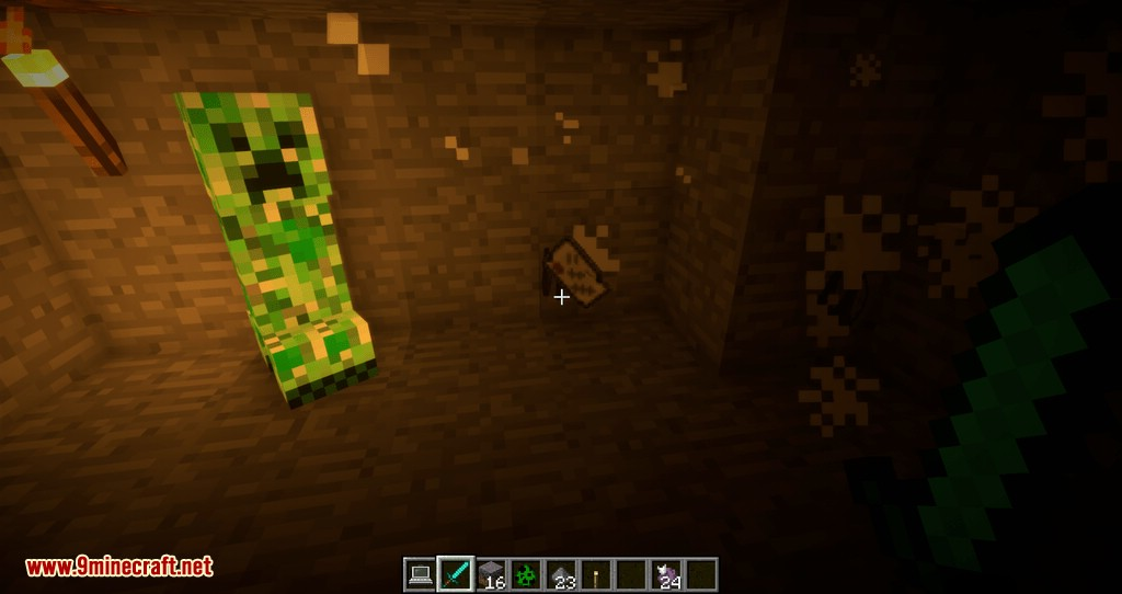 Contracts Mod for minecraft 08