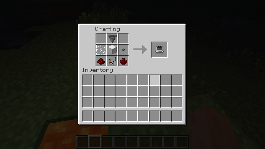 Contracts Mod for minecraft 21