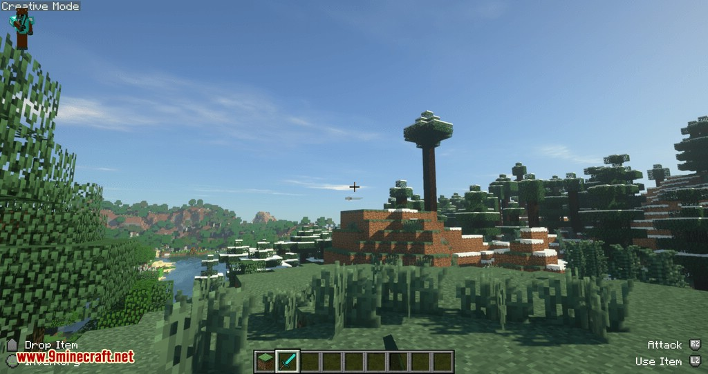 Controllable mod for minecraft 05