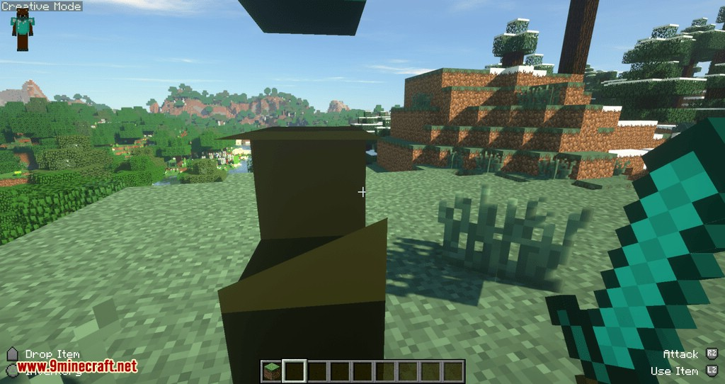 Controllable mod for minecraft 06