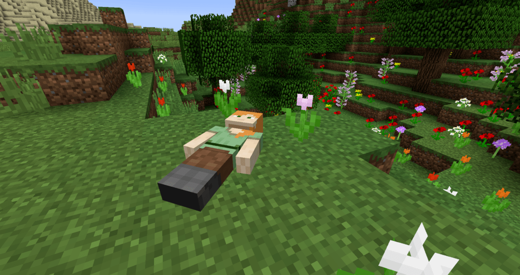 Corpse mod for minecraft 11