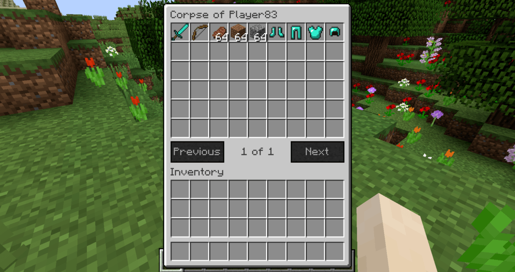 Corpse mod for minecraft 12