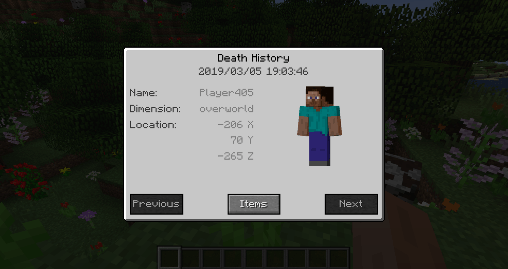 Corpse mod for minecraft 14